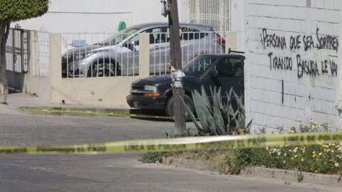 Más de 600 homicidios en Tijuana en lo va del 2021