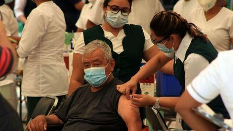 En México, se han aplicado más de 15.8 millones de vacunas contra covid-19