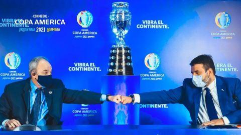 Argentina renunciaría como sede de la Copa América
