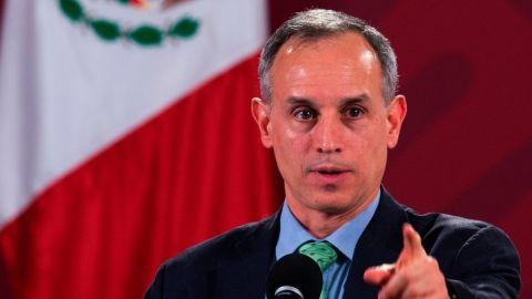 Cerca de 600 niños han muerto por Covid-19 en todo el país: López-Gatell