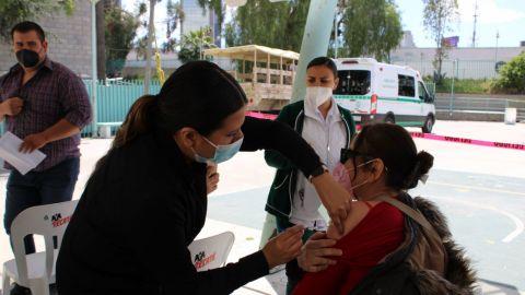Puntos de vacunación anti-covid 19 para adultos mayores en BC