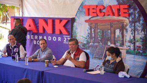 Urge inversión privada para dar impulso a Baja California: Hank Rhon