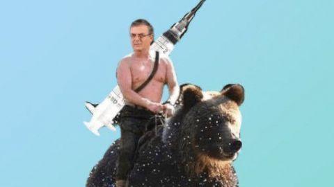 Marcelo Ebrard publica tuit en ruso y así reaccionaron en redes sociales