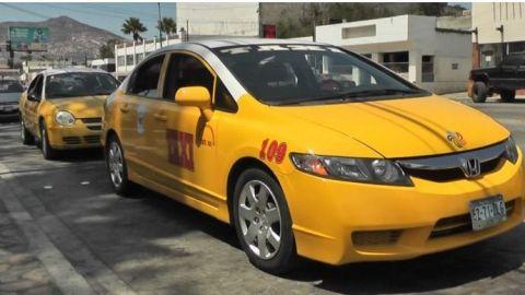 Asaltos, la mayor amenaza de taxistas en Tecate
