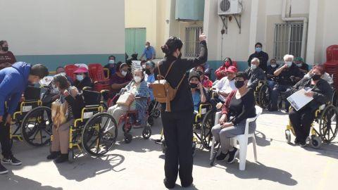 No habrá vacunación para los adultos mayores este domingo en Tijuana
