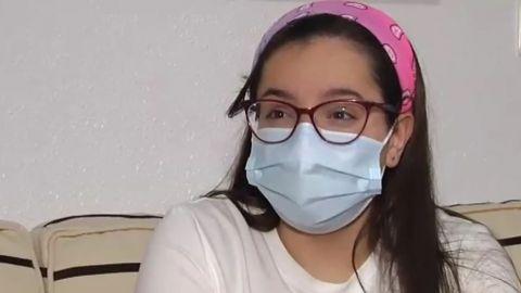 Joven española de 16 años tose cada 2 segundos tras contagio de covid-19