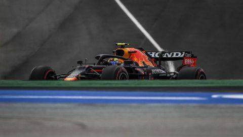 'Checo' Pérez arrancará cuarto en el GP de Portugal