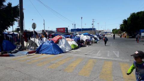 Migrante invita a no cruzar a Estados Unidos de manera ilegal