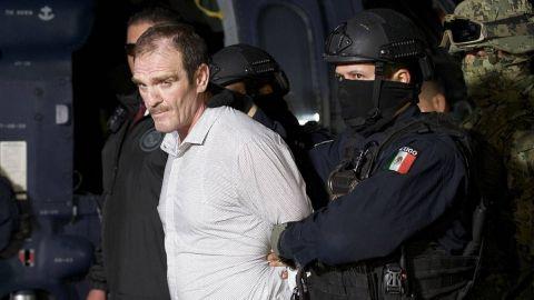 Juzgado ordena liberar a ''El Güero'' Palma;México y EU buscan causas pendientes