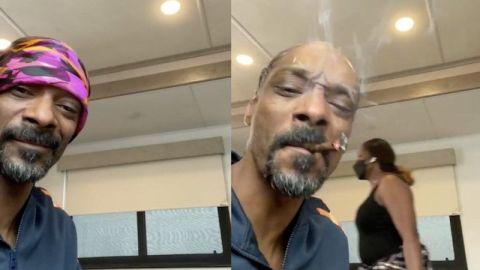 Viva México, grita Snoop Dogg mientras escucha a Chalino Sánchez