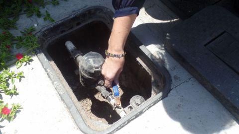 Suspensión de agua por trabajos de Cespe