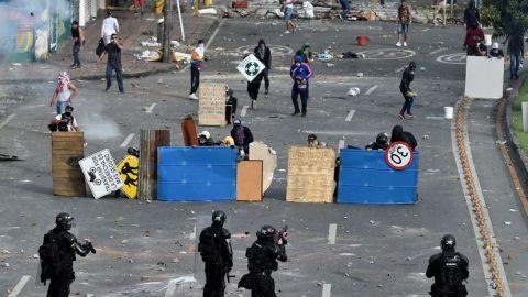 🎥 La violencia policial se descontrola en Colombia