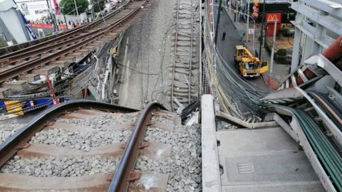 Identifican 22 de 24 cuerpos tras colapso de la Línea 12 del Metro