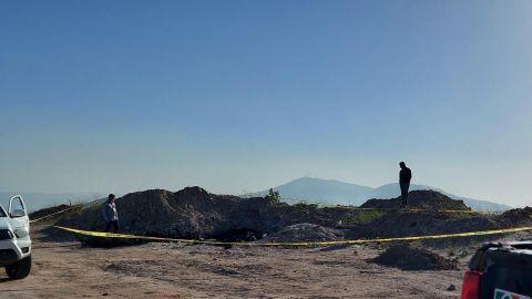 Colectivo de búsqueda encuentra este miércoles 4 cuerpos calcinados