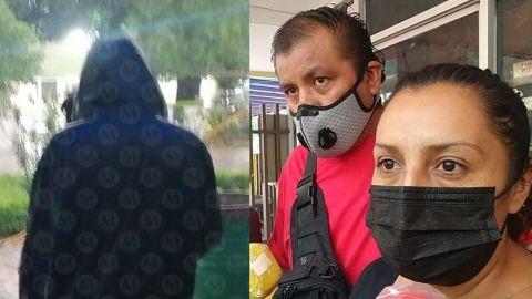Menor que acusó a Saúl Huerta de abuso sale del hospital