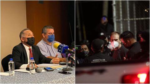 Defensa de 'El Güero' Palma pide a AMLO no crucificar a su cliente