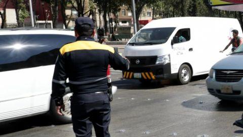 Conductor se opone a ''la araña'' y arranca dedo a policía de tránsito