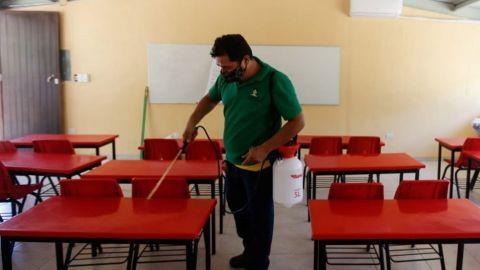 SEP propone regreso a clases presenciales en escuelas con baja matrícula