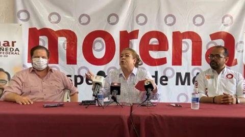 'Gente perversa pudo haber movido la ballena', dice senadora de Morena