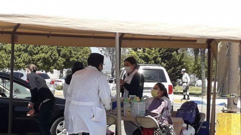 Próxima semana aplicarán segunda dosis de Sinovac en Tijuana