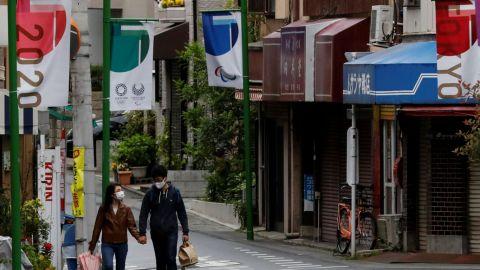 Japón extiende estado de emergencia por COVID-19; JJ.OO. peligran una vez más