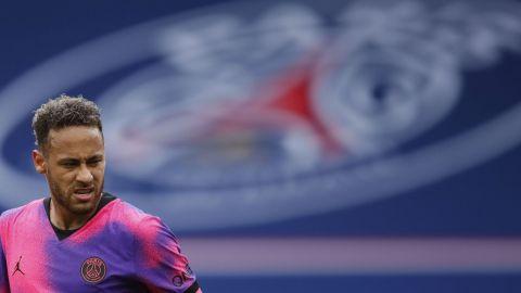 Neymar extenderá contrato con PSG hasta 2026