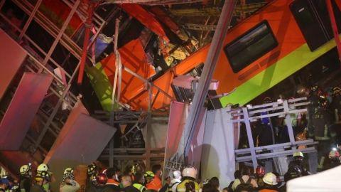 Muere una persona más por desplome de la Línea 12 del Metro; ya son 26
