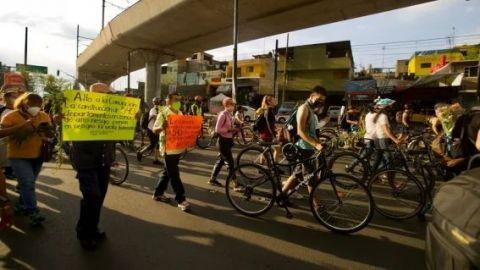 'Que caiga el Estado, no el Metro'; el clamor a cuatro días de la tragedia