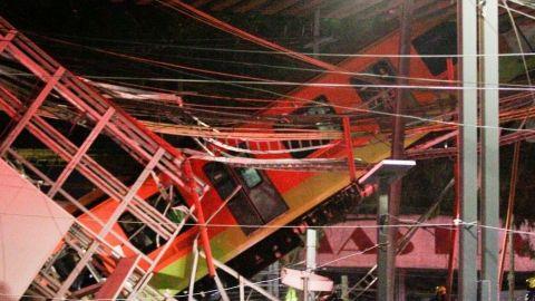 Apoyo de 40 mil pesos para familiares de las víctimas del accidente del metro