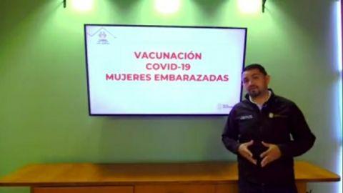Llaman a mujeres embarazadas para vacunarse en BC