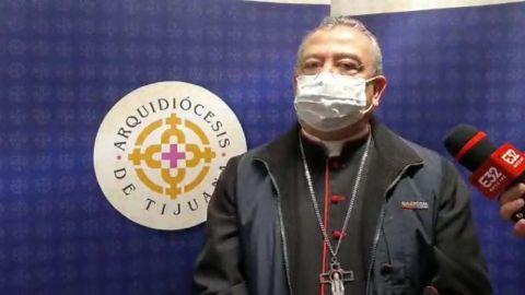 Video: Iglesia, obligada a promover el voto: Arzobispo de Tijuana