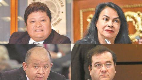 Exmiembros de la comisión de la Línea 12 ahora son candidatos