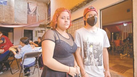 ''Pudimos despedirnos en vida de mi mamá'', falleció por accidente del metro