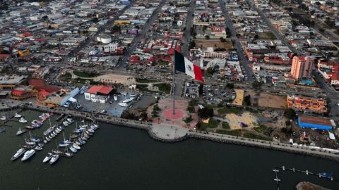 Alta afluencia turística en Ensenada