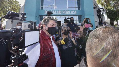 Jorge Hank reitera su compromiso de devolver la seguridad a Baja California