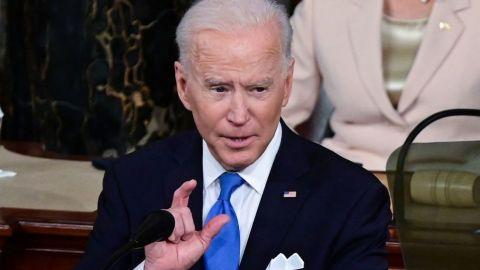"""Biden respalda el """"derecho de Israel a defenderse"""" tras conflicto con Palestina"""