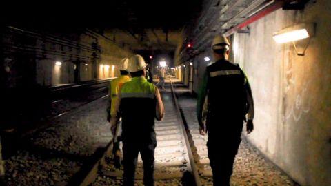 Inicia programa de actividades para reanudar servicio en Línea 12 del Metro
