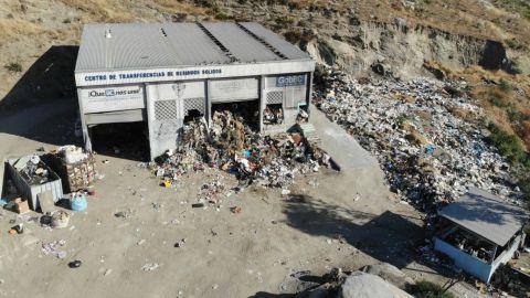 Alertan que relleno sanitario de Tecate al borde del colapso
