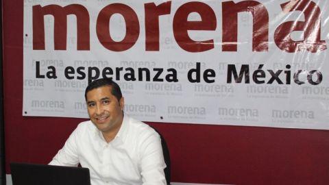 Reciben con quejas al candidato a diputado Ramón Vázquez