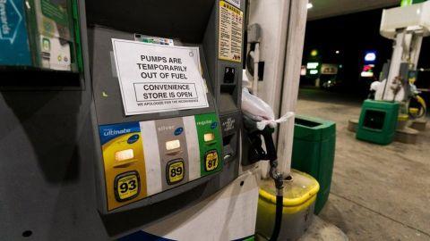 Se extiende la escasez de gasolina en EU tras ciberataque