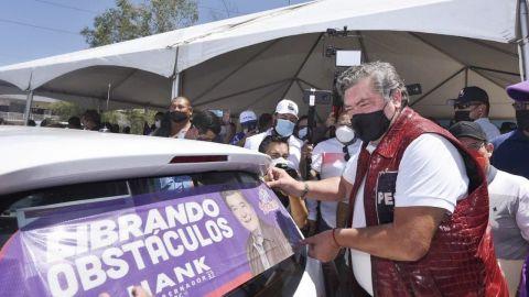 Sindicato de trabajadores del estado y taxistas, se unen al proyecto de Hank
