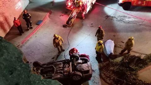 Cuatro fatales accidentes automovilísticos durante la madrugada y esta mañana