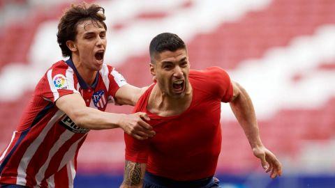 Atlético de Madrid remonta al Osasuna y está a un paso de ser campeón de LaLiga