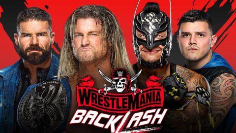 Wrestlemania Backlash, el evento donde Rey Mysterio puede hacer historia en WWE