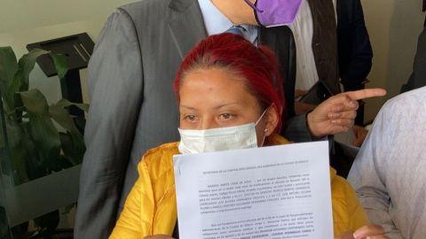 Denuncian a funcionarios por muerte de menor tras colapso en L12 del Metro