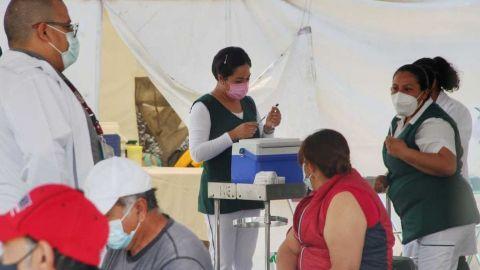 Vacunación de personas de 40 a 49 años comenzará en julio: AMLO