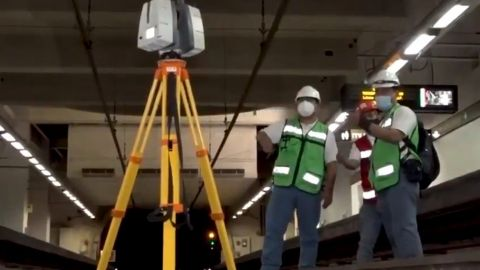 CDMX prevé reapertura de tramo de la L12 del metro para la siguiente semana