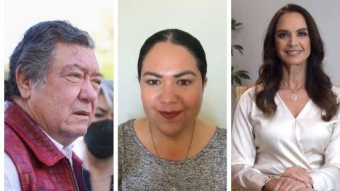 La Senadora Alejandra León sale en defensa de Jorge Hank contra Lupita Jones