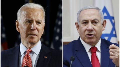 Biden espera que Netanyahu aplique hoy una significativa desescalada a conflicto