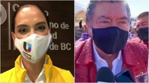 Video: Lupita Jones sigue considerando 'cavernícola' a Jorge Hank